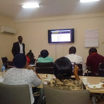 NgREN organises training on Repository Management